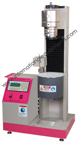 Plastic Testing Instrument, Machines, Equipments